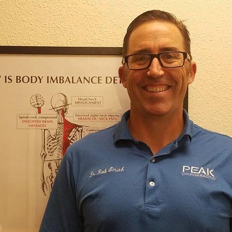 Dr. Rob Smith